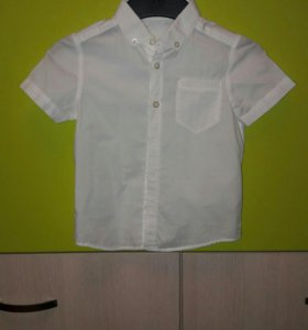Рубашка H&Mр-р 98