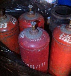 Баллон 50 л для газа пропан
