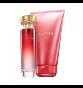 Avon Alpha парфюм