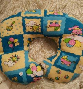 Детская ортопедическая подушка 0+