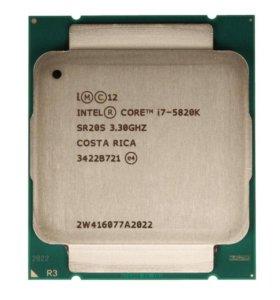 Процессор i7 5820k