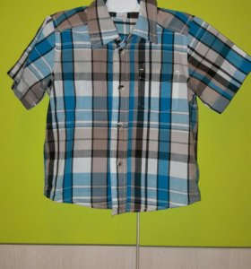 Рубашка р-р 98