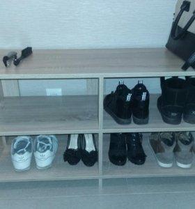Подставка под обувь, обувница, подставка под ТВ,.