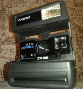 Polaroid closeup 636