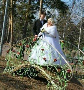 Свадебное платье 46-52
