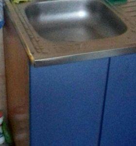 Продам кухонную раковину