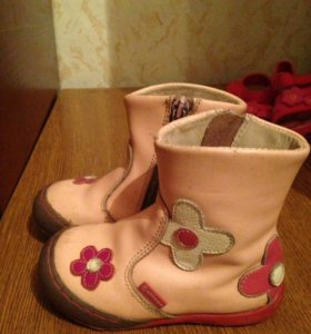 Детская обувь антилопа