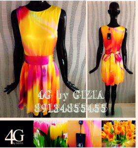 Платье 4G by Gizia  новое Новосибирск