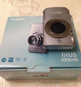 Фотоаппарат цифровой Canon IXUS 1000 HS