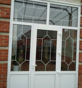 Окна двери жалюзи