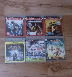 Игры на PS3