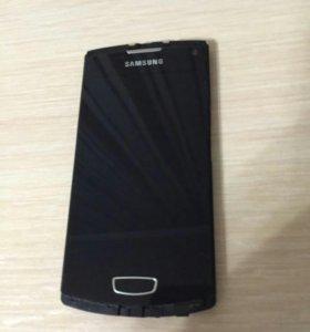Дисплей+тач Samsung s8600 оригинал