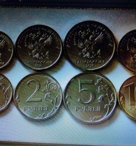 Монеты Ходячка 2016г