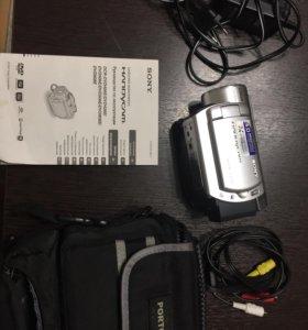 Видеокамера Sony DCR-DVD408