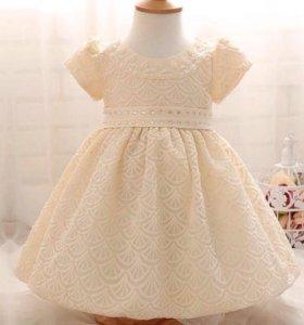 Платье на праздник 1 года