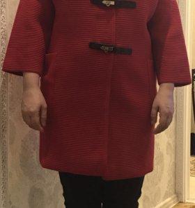 Новый кардиган-пальто