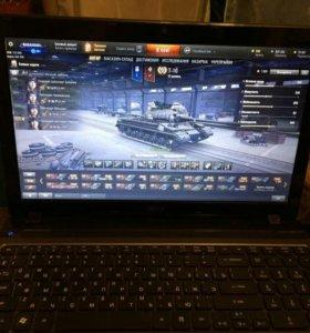 Ноутбук Acer 5750zg