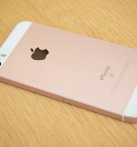 iPhone se16gb gold