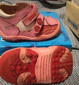 Ботинки весна, размер 22, супинатор