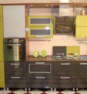 ✅3,2 Кухня новая, любой размер