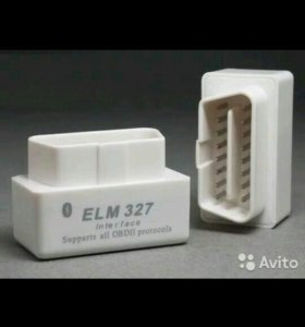 Диагностический сканер elm327 для диагностики авто