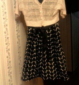Платье + болеро в подарок