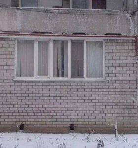 Продаётся 3-х комнатная квартира