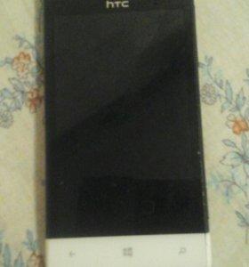 Телефон HTC 8s срочно(торг возможен)