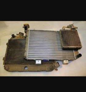 Радиаторы ВАЗ 2101-2107