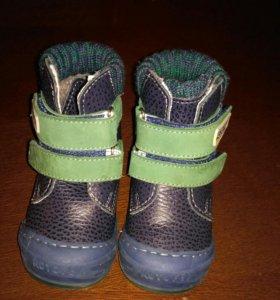 Демисезонные ботиночки (новые)