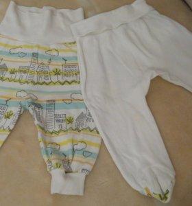 Комплект из ползунков и штанишек