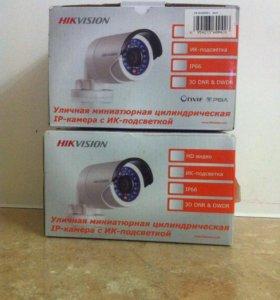 Камера hikvision