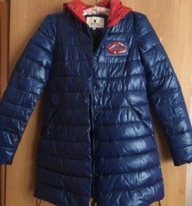 Куртка пальто💙