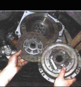 Маховик,корзина и диск сцепления в сборе на ВАЗ