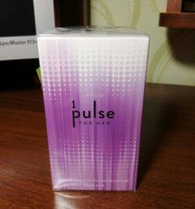 Туалетная вода женская pulse
