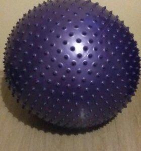 Мяч массажный, гимнастический