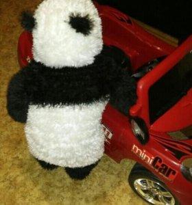Комбенизон панда(ручная работа).