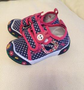 Кеды, ботинки для девочки