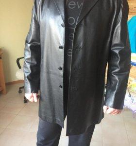 Кожаный пиджак (мужской)
