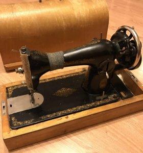 Швейная машинка ПМЗ им. Калинина (рабочая)