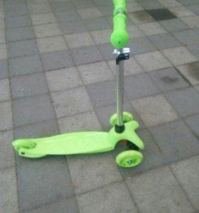 Самокаты scooter