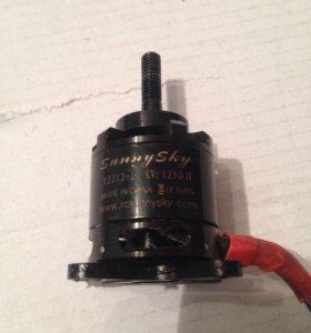 Без коллекторный мотор Sanny Sky x2212-10 1250KV