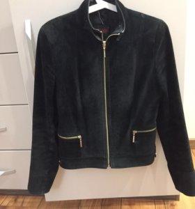 Куртка замшевая 42-44 р-р