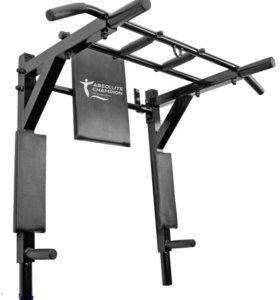 Турник 3 в 1 профи люкс усиленный 250 кг