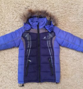 Куртка зима очень тёплая