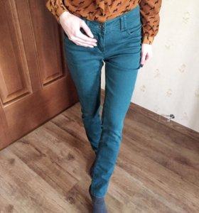 Зеленые джинсы
