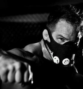 Training mask 2.0 гипоксическая маска
