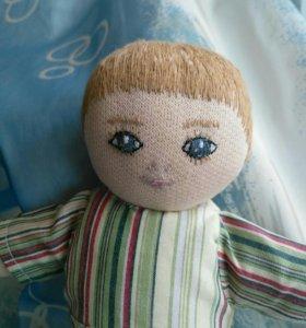 Авторская кукла на заказ.