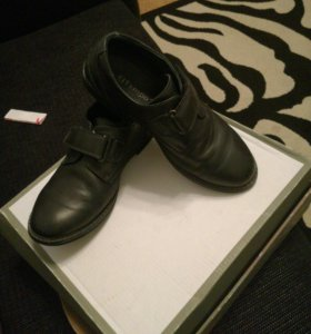 Ботинки(кожа)