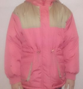 Детская куртка 8-9 лет, весна-осень